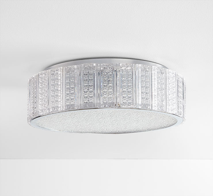 Aaria Three Light Ceiling Mount 06919 by Cyan Design
