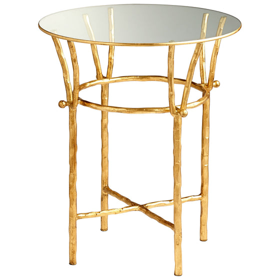 Argent Side Table 07660 by Cyan Design