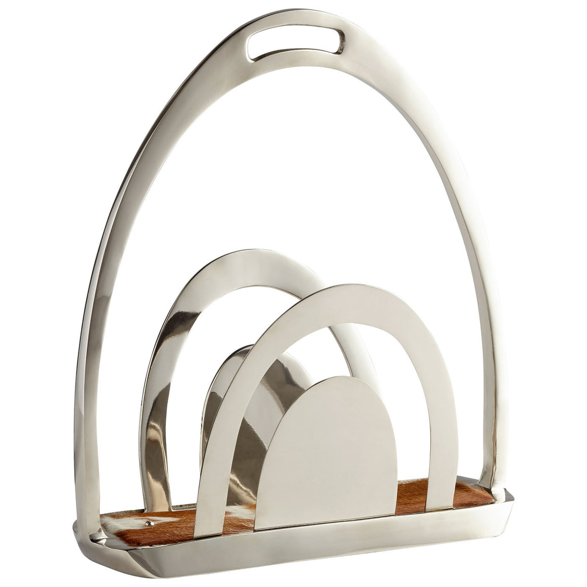 Placeholder Magazine Rack 08948 by Cyan Design