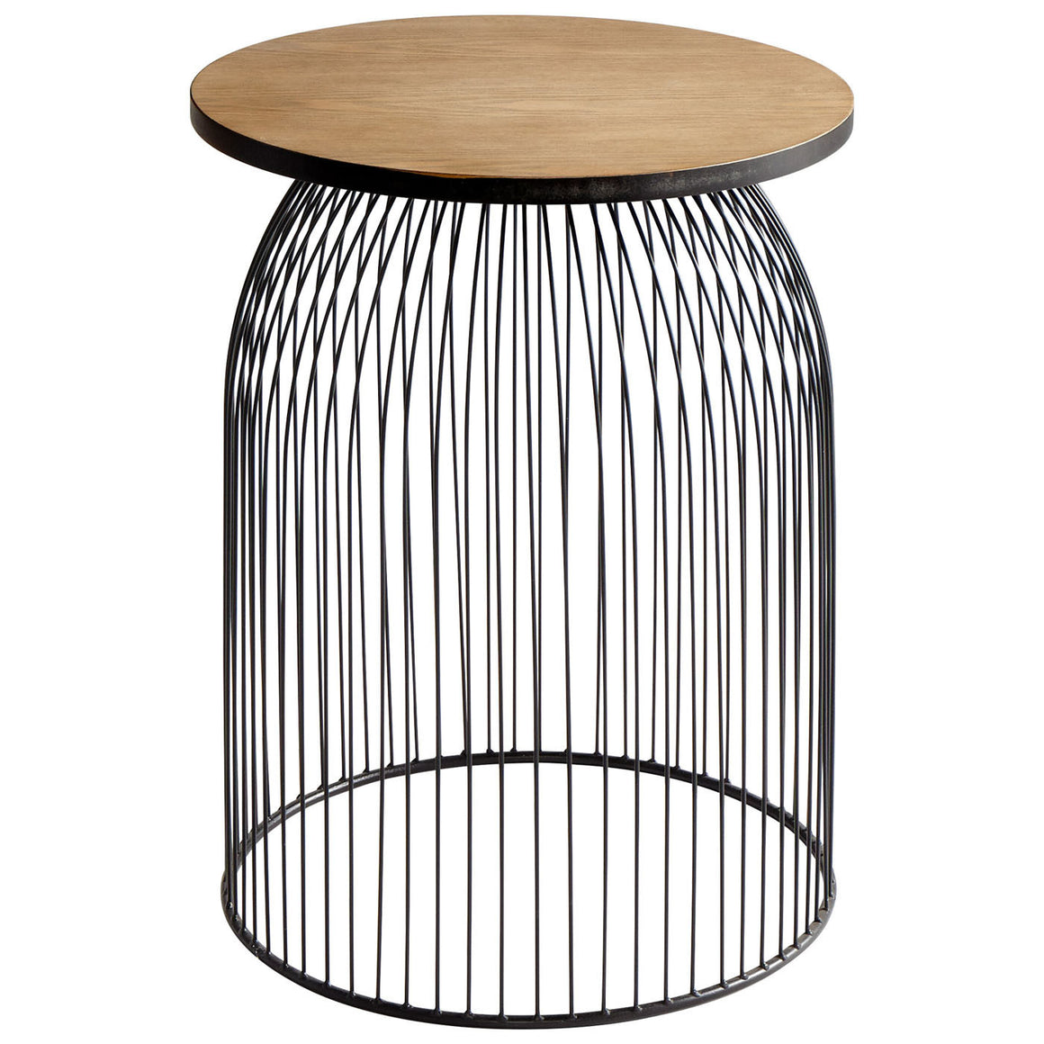 Bird Cage Stool 09043 by Cyan Design