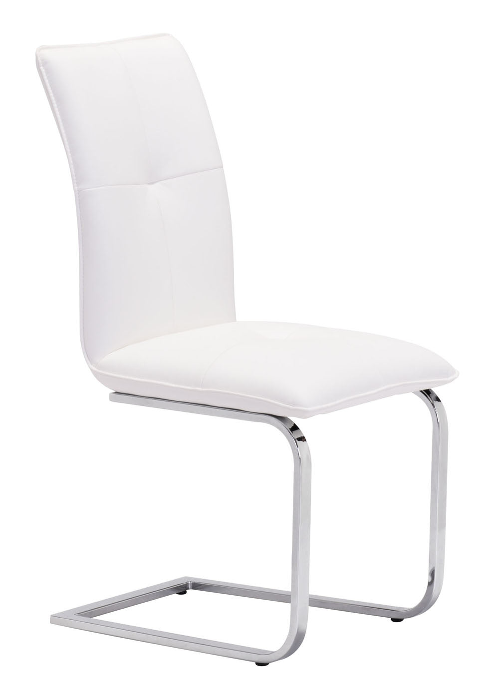 Anjou Dining Chair White (Set of 2)