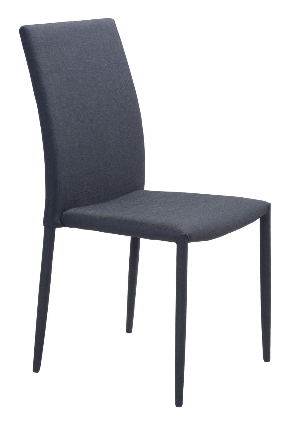 Confidence Dining Chair Black Set of 4