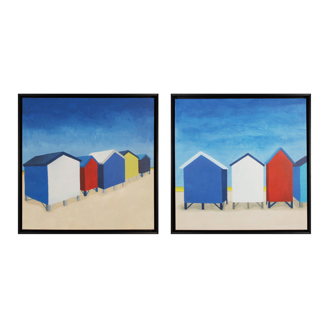 Beach Retreat I And II -      by Sterling