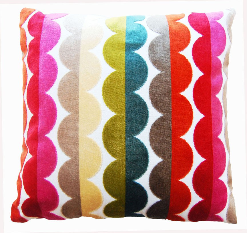 Adler Multi Decorative Throw Pillow by Stuart Lawrence