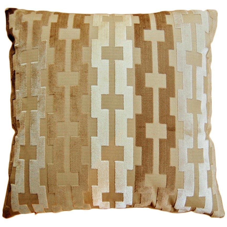Steps Sand Decorative Throw Pillow by Stuart Lawrence