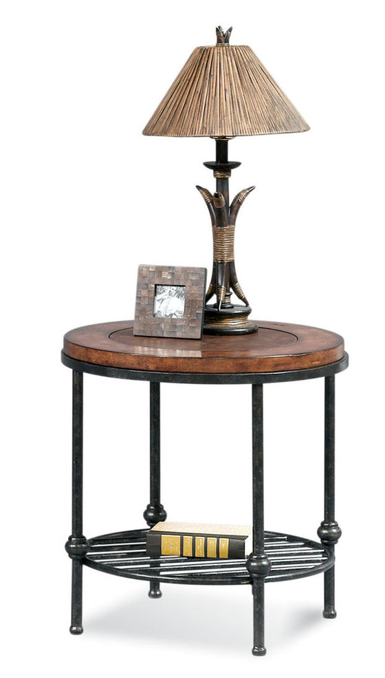 Bently Round End Table