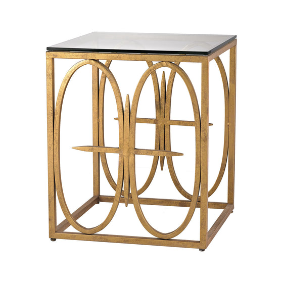 Amal Side Table 1114-221 by Dimond Home