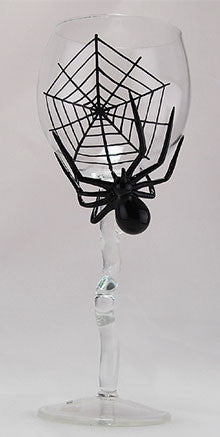 Goblet with Spider - W281
