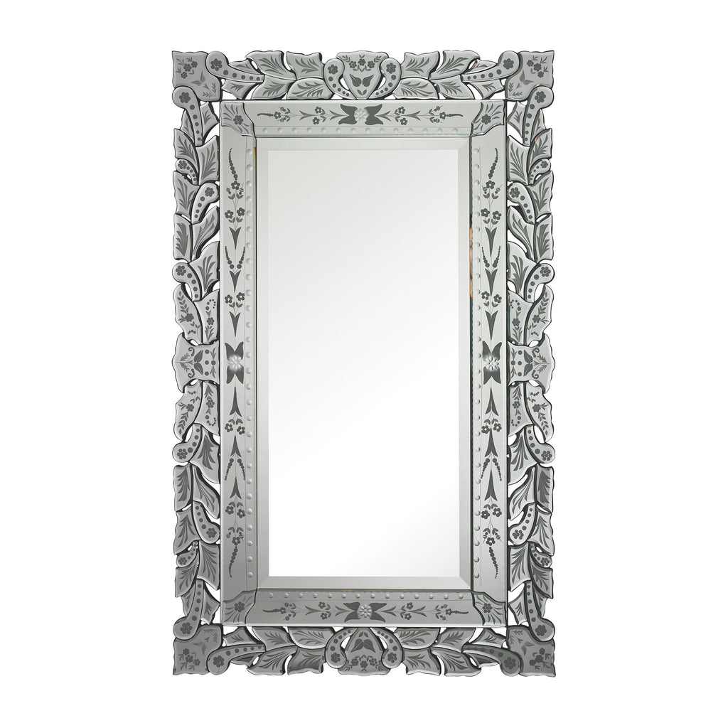 Bardwell Venetian Wall Mirror by Sterling