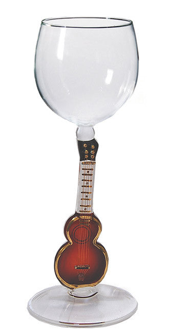 Goblet with Guitar - W303