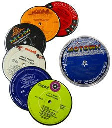 Record Label Coasters
