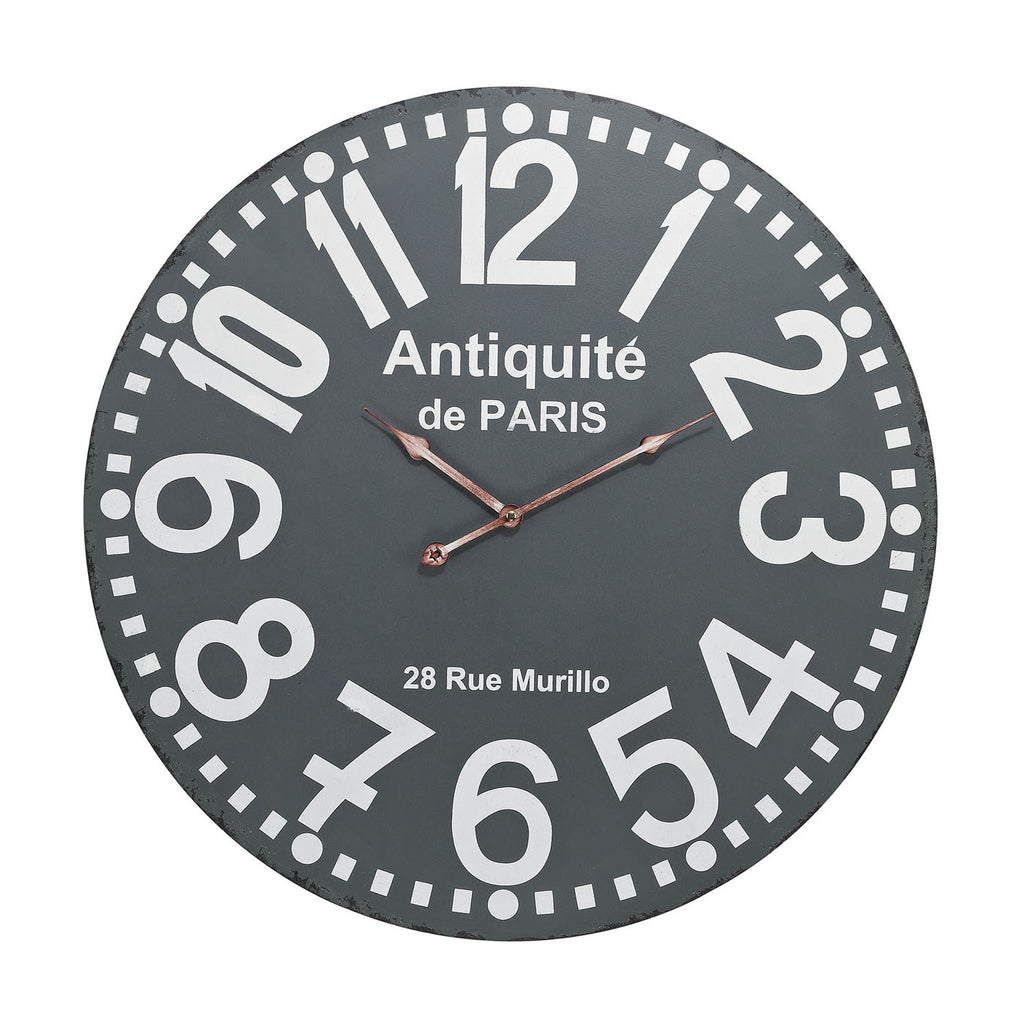 Antique Wall Clock 171-009 by Sterling