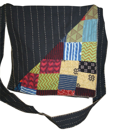 Fusion Shoulder Bag by Sustainable Threads
