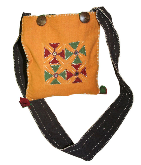 Aim Shoulder Bag by Sustainable Threads