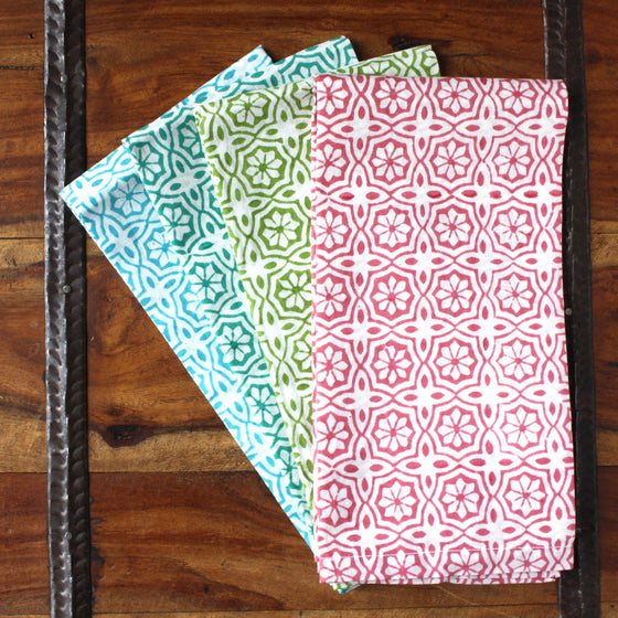 Euphoria Napkins by Sustainable Threads