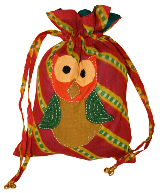 Owl Bag by Sustainable Threads