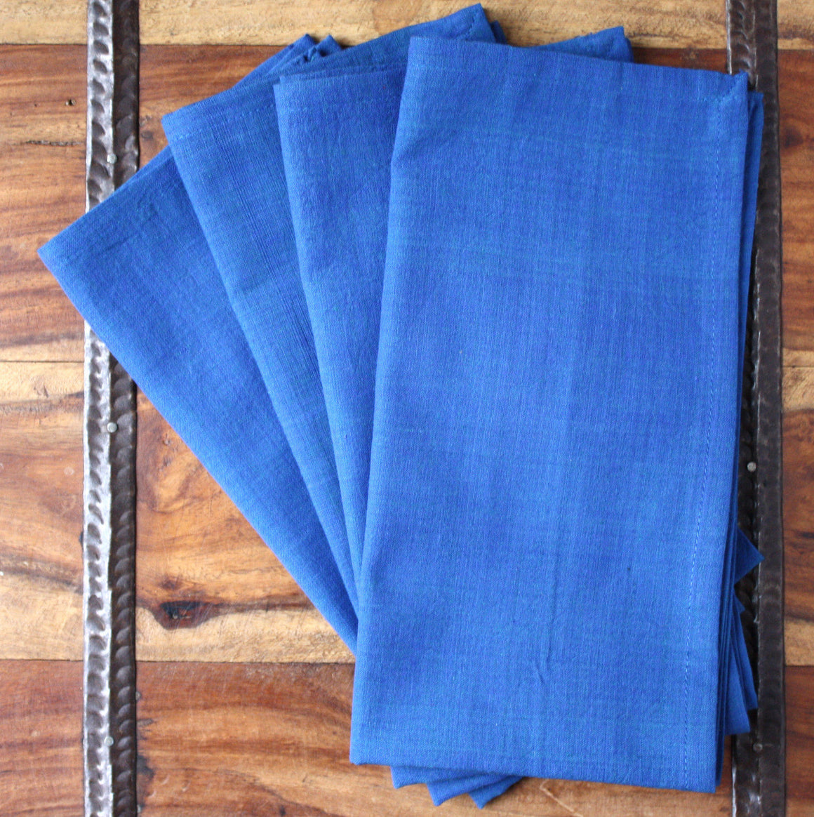 Azul Napkins by Sustainable Threads