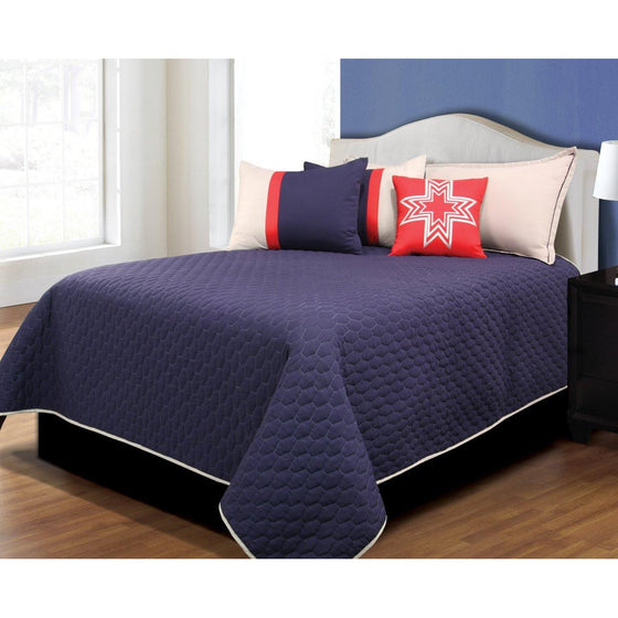 Collin Comforter Bed Set