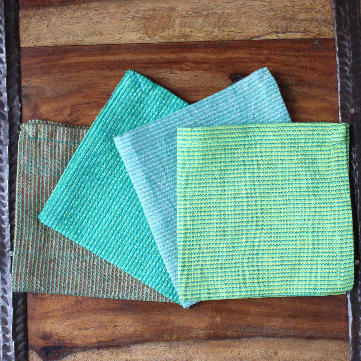 Forest Napkins by Sustainable Threads
