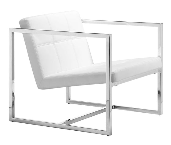 Carbon Occasional Chair White