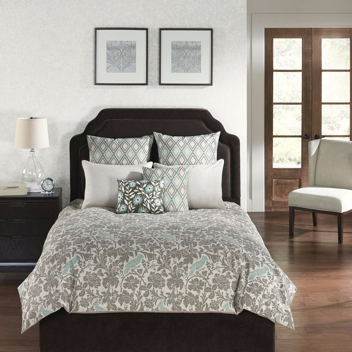 Camden Square Park Comforter Bed Set