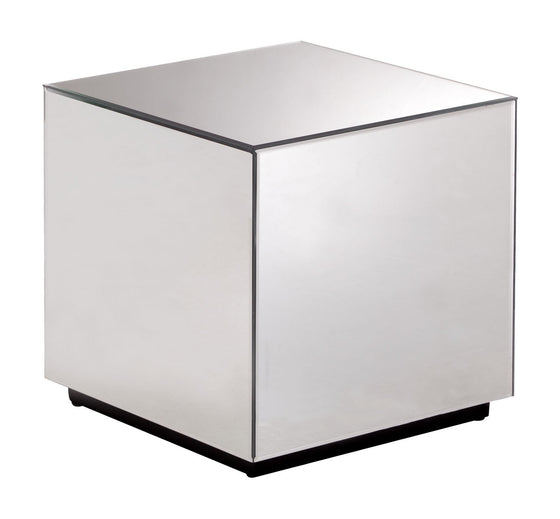 Cubo Side Table Clear