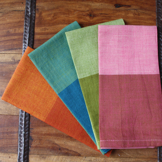 Chic Napkins by Sustainable Threads