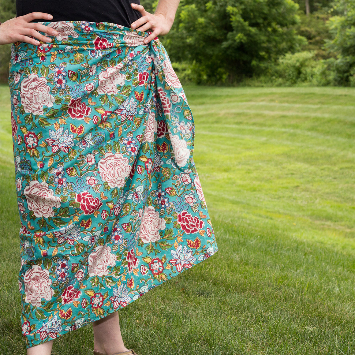 Mojito Sarong by Sustainable Threads