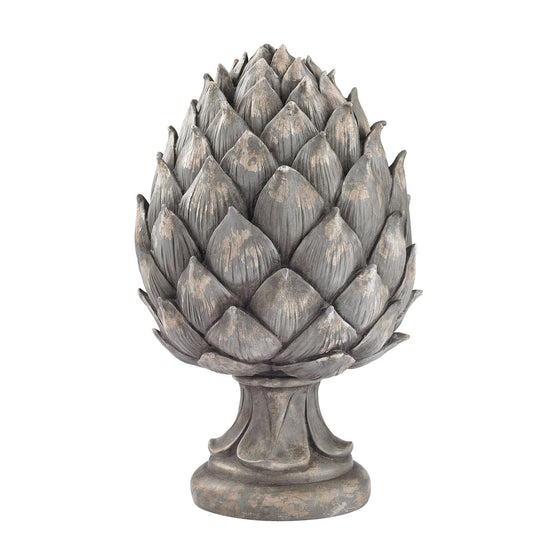 Aged Grey Artichoke 87-001 by Sterling
