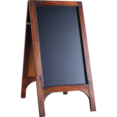 Blackboard Stand 87508 by A&B Home