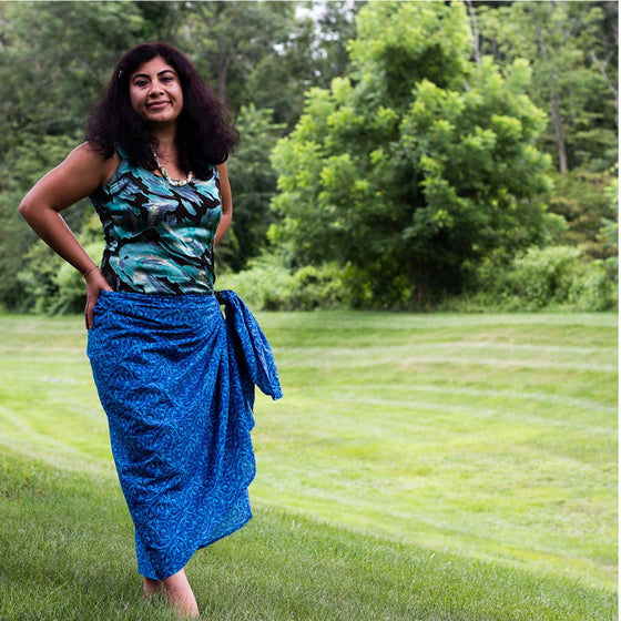 Paradise Sarong by Sustainable Threads