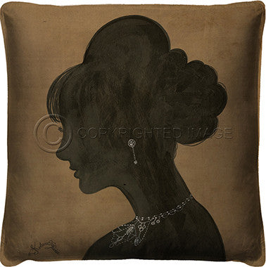 10102 Silhouette 4 Pillow