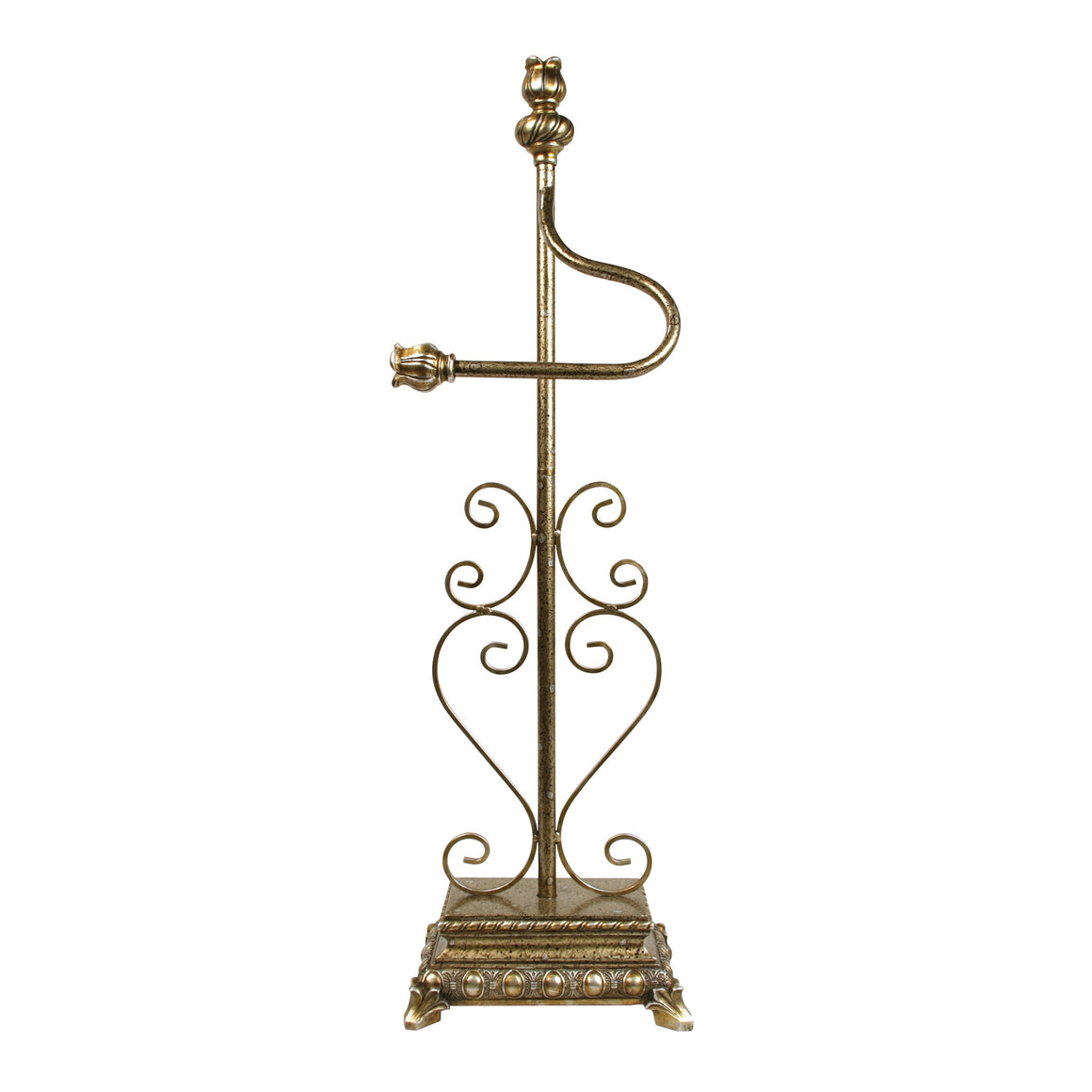 "Sterling 31.5"" Freestanding Toilet Paper Holder by Sterling"