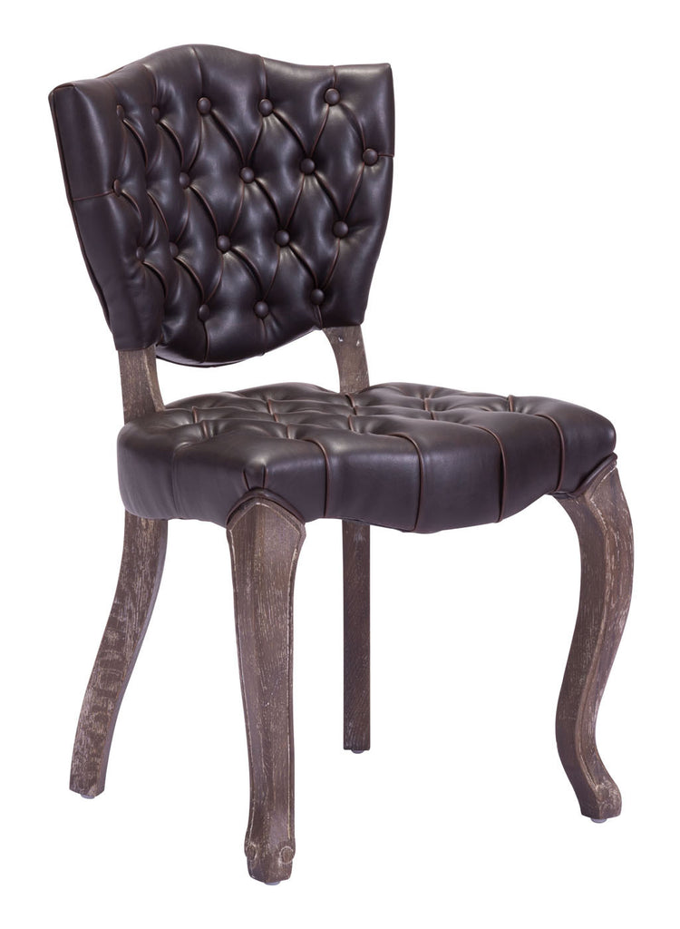 Leavenworth Dining Chair Brown (Set of 2)