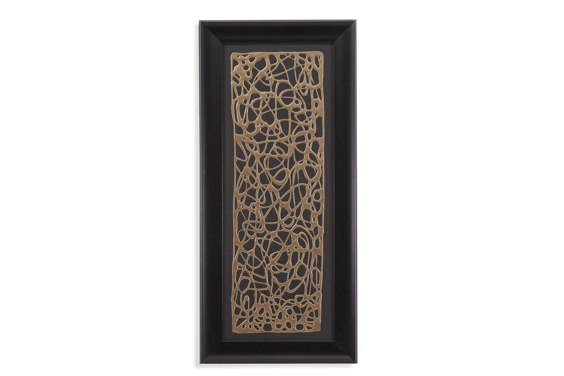 Decograph Panel Framed Art