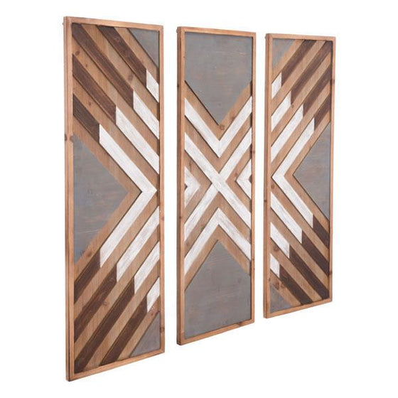 Corners Set of 3 Wall Decor