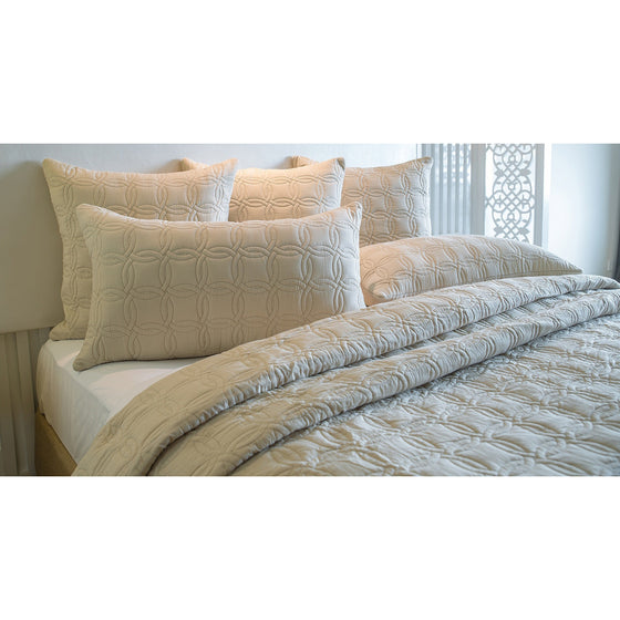 Accord-Embroidered Bedding Collection