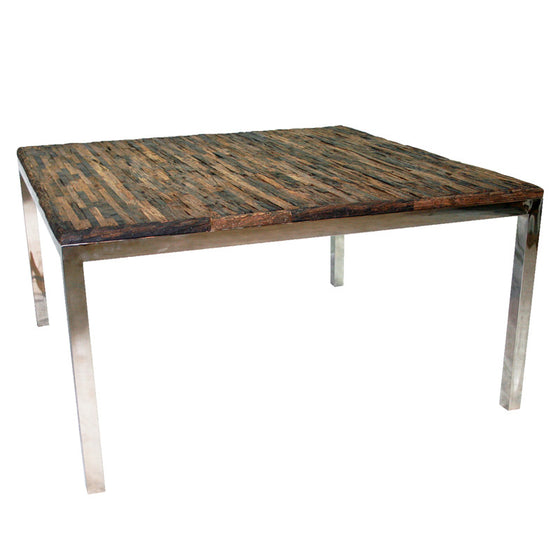 Avalon Dining Table - Square