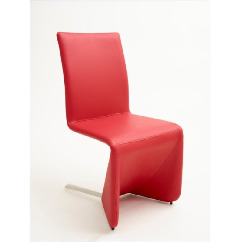 Bernice Dining Chair - Red