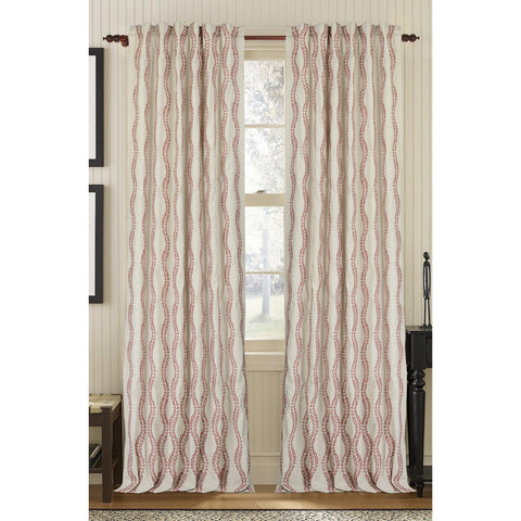 Enlace Linen/Cotton Drapes - Natural
