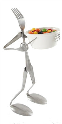 Candy Dish Stand - Fork