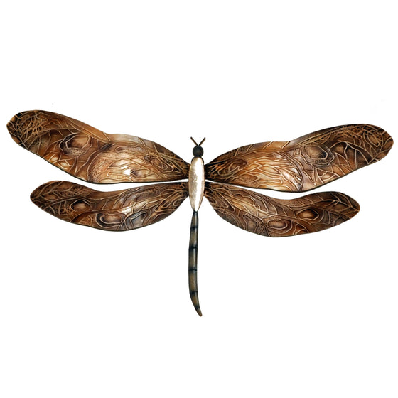Earthtoned Dragonfly