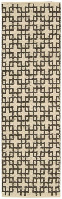 Barclay Butera Lifestyle Maze MAZ01 Bark Area Rug By Nourison