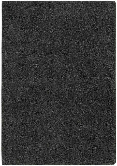 Amore AMOR1 Dark Grey Area Rug By Nourison