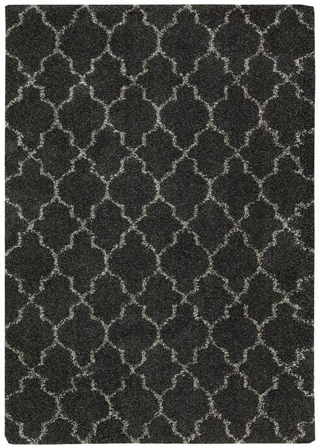 Amore AMOR2 Charcoal Area Rug By Nourison