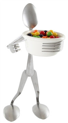 Candy Dish Stand - Spoon