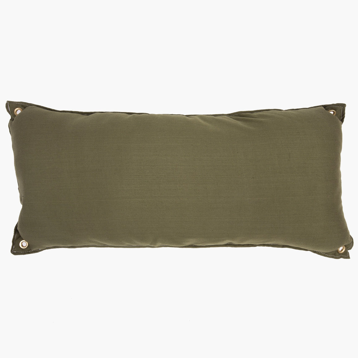 Traditional Hammock Pillow - Leaf Green