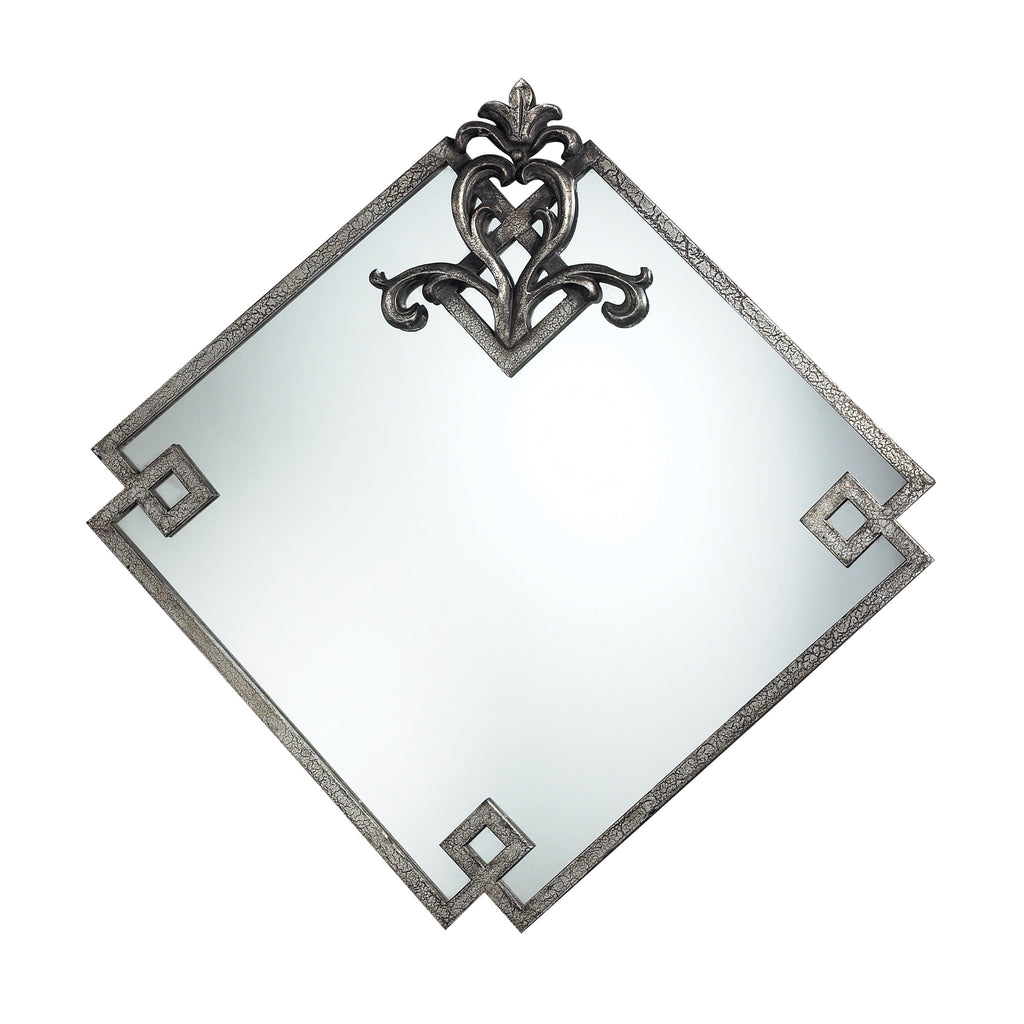 Blackstone Mirror In Antique White by Sterling