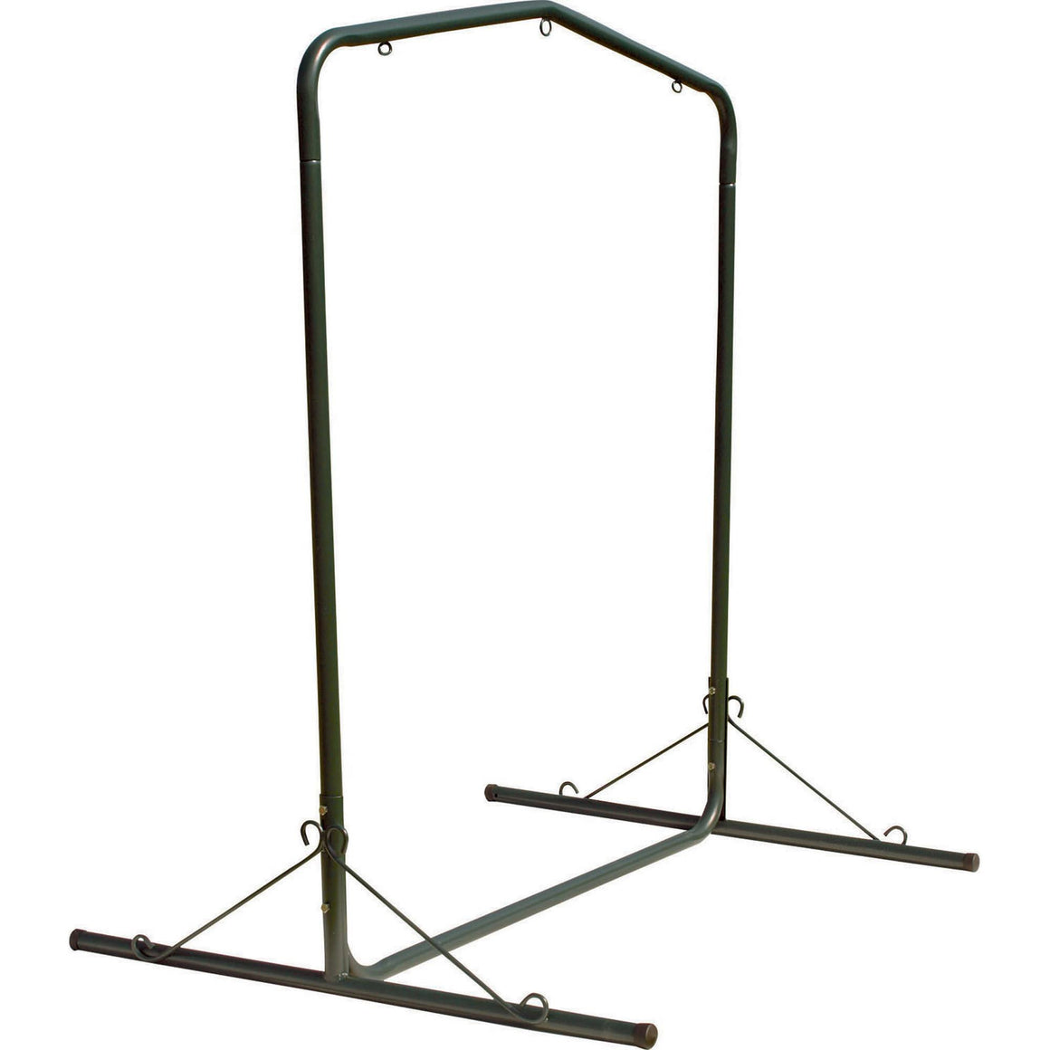 Steel Swing Stand - Forest Green