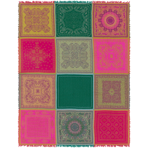 Indira 50 x 60 Throw IRI1000-5070 by Surya